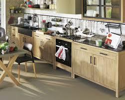 comptoir cuisine montreal cuisine meuble de bas avec plan travail cm ムalinムa prix