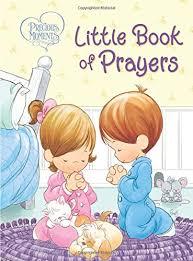 precious moments book prayers thomas nelson