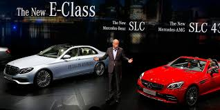 mercedes of america mercedes just dethroned bmw as the king of luxury cars in