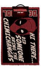 Disney Doormat Deadpool Hi There Doormat 60x40cm Door Mat Gp85050 Ebay