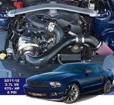 2014 mustang v6 hp 2011 2014 v6 3 7l pro charger supercharger complete kit jdm