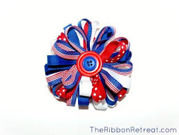 loopy bow how to make a loopy puff bow the ribbon retreat