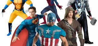 Superhero Halloween Costumes Women Halloween Listafterlist