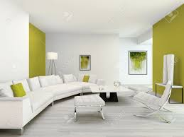 living room modern furniture pure green and white living room interior with contemporary modern