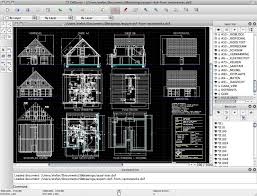 floor plan open source windows free open source 2d drafting cad for floor plans