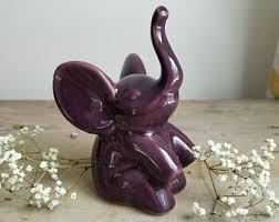 ceramic elephant ring holder images Elephant ring holder etsy jpg