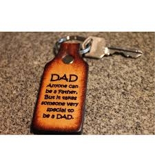 great gifts for leather key chain w touching quote great gifts for s day