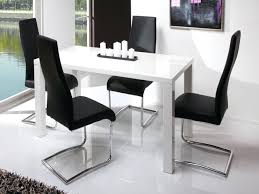 Gloss Dining Tables High Gloss Dining Table And Chairs Impressive With Images Of