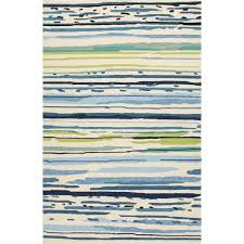 Blue Indoor Outdoor Rug Jaipur Rugs Colours Sketchy Lines 2 X 3 Indoor Outdoor Rug Blue