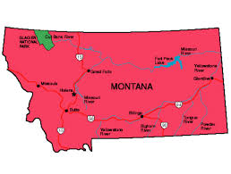 Montana travel symbols images Maps update 800434 tourist attractions map in montana map of jpg