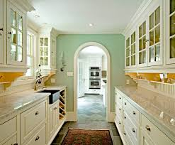 Kitchen Beadboard Backsplash by Modern Beadboard Kitchen Backsplash Ideas With Green Wall And