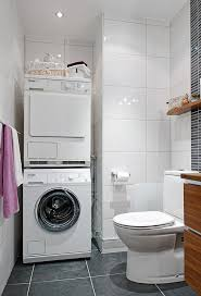 Small Laundry With Bathroom Combinations House Design And - Bathroom laundry designs