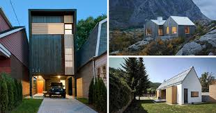 modern house building 11 small modern house designs from around the world contemporist