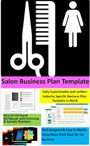 best 10 salon business plan ideas on pinterest business