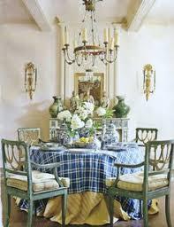 sala da pranzo in francese country salotti di villetta e cottage