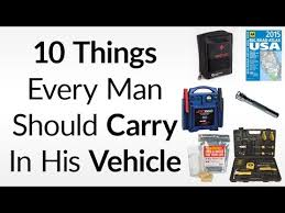 10 Must Carry On Essentials by 10 Things To Carry In Your Vehicle Essential Emergency Items For