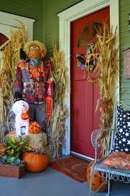 Awesome Halloween Decorations 70 Cute And Cozy Fall And Halloween Porch Décor Ideas Shelterness