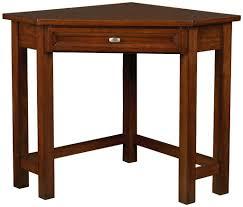 Small Wood Corner Desk Awesome Oak Corner Laptop Desk Simple Brown Corner Desk Solano
