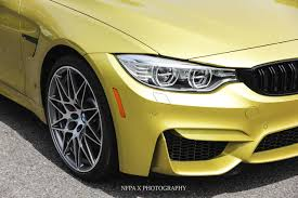 Bmw M3 Yellow 2016 - austin yellow bmw m4 competition package with cf interior trims