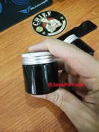 Sisir Chief jual chief pomade junior solid black travel pack 1 2oz free
