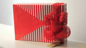how to wrap a gift for girls 11th diy of christmas youtube