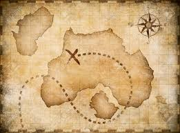 Blank Pirate Map Template by 6 249 Treasure Map Stock Illustrations Cliparts And Royalty Free