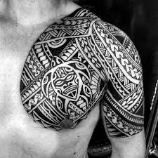 103 fabulous tribal shoulder tattoos ideas and designs on