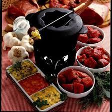 cuisiner viande à fondue la fondue bourguignonne ces recettes qui nous font aimer l hiver