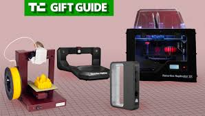 Coo Gadgets Gift Guide Gadgets For Budding 3d Printing Fans Techcrunch