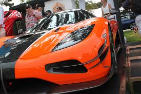 koenigsegg xs koenigsegg agera xs is the perfect fit at pebble beach autoguide