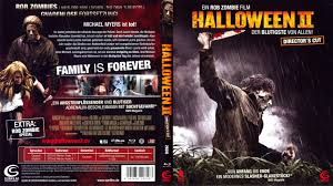 Halloween Remake Rob Zombie by Halloween 2 Blu Ray Dvd Cover 2009 R2 German
