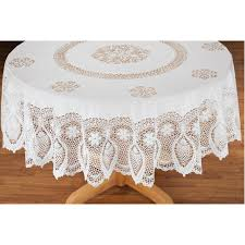 vinyl lace tablecloth vinyl tablecloth kitchen walter