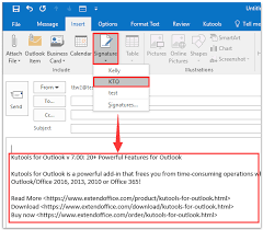 format html for email how to change a signature for plain text emails in outlook