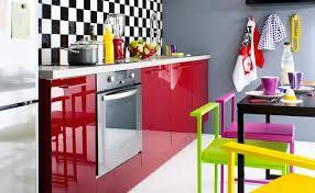cuisine coloré une cuisine colorée avec fly shake my
