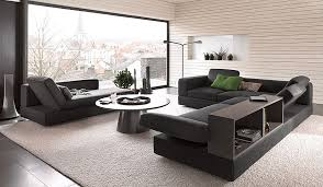 Modern Furniture Style Interior Design - Contemporary furniture living room ideas