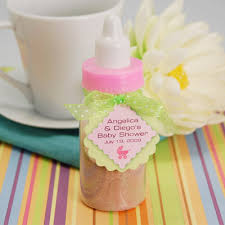 baby shower bottle favors diy baby shower bottle favor my practical baby shower guide