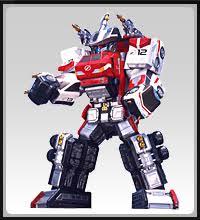 super sentai u0027s secondary combining robots