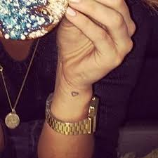 foxes heart wrist tattoo steal her style
