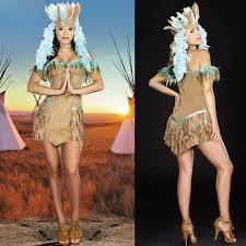 Women Indian Halloween Costume Buy Wholesale Indian Halloween Costume China Indian