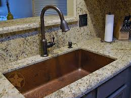 kitchen faucet copper copper kitchen sink faucet furniture net