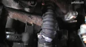 dodge ram heater replacement how to replace bypass hose dodge ram a c compressor alternator