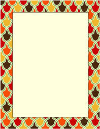 18 best thanksgiving paper images on letterhead