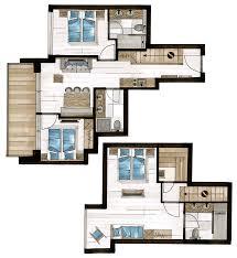 luxury penthouse aparts top apart gaislachkogl