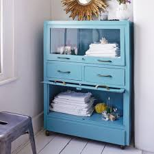 a cool industrial steel turquoise cabinet it u0027s powder coated so