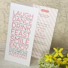 Tri Fold Invitations Smile Tri Fold Wedding Invitation U2013 Love Wedding Print