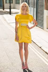 Canary Yellow Dresses For Weddings Fearne Cotton Talks Her Autumn Winter 2014 Collection For Very Co