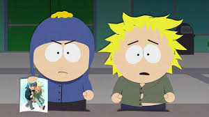 15 episodes of south park to before the fractured but