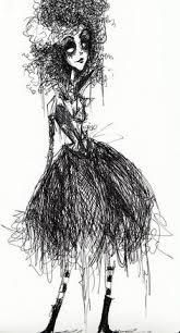 52 best tim burton drawing images on pinterest tim burton