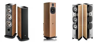 floor standing speakers for home theater gaia ii cast metal acoustic isolation stands isoacoustics
