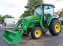 what is the best john deere 4320 tractor
